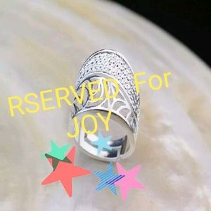 RESERVED FOR JOY.......2 RINGS